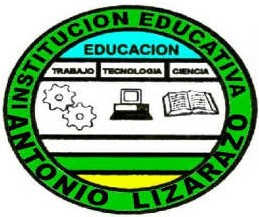 Logo antonio lizarazo